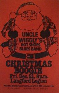 Photo- Uwlangfordlegionpstr  -   Uncle Wigglys Hot Shoes Blues Band