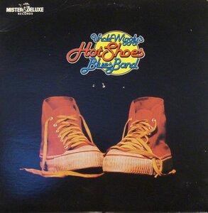 Photo- Uw1stalbumcvrfrnt  -   Uncle Wigglys Hot Shoes Blues Band