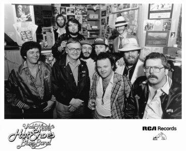 Photo- UWHarpos RCA  -   Uncle Wigglys Hot Shoes Blues Band