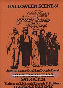 Photo -   Uncle Wigglys Hot Shoes Blues Band