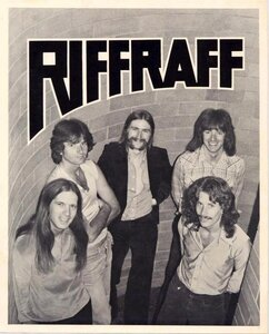 Photo- Riffraffprpic  -   Riff Raff-Victoria