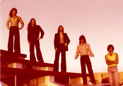 Photo- On the roof of the Student Union Building at UVic. Credit Sean McCool  -   Riff Raff-Victoria