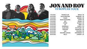 Jon and Roy, Joshua Hyslop @ Nochtspeicher Mar 18 2022 - Oct 19th @ Nochtspeicher