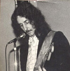 Photo- Roy Rhymer with The Rudy Tompkins Band  -   Roy Rhymer