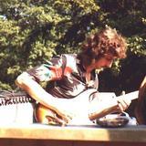 Photo- Roy Rhymer with Zipper circa 1980  -   Roy Rhymer