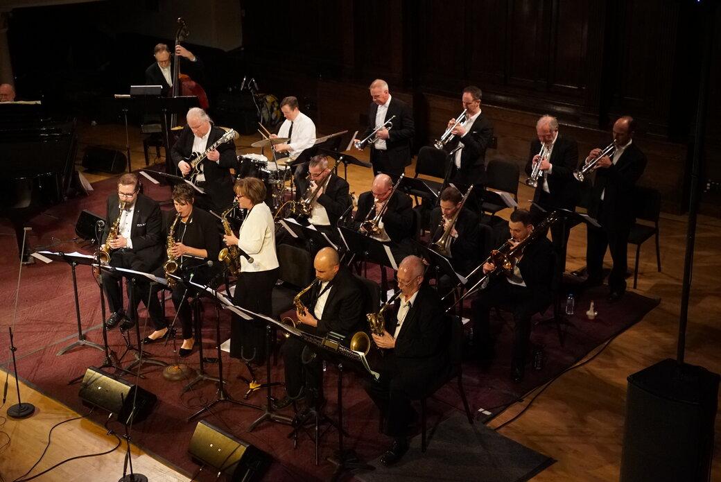 Profile Image: The Victoria Jazz Orchestra