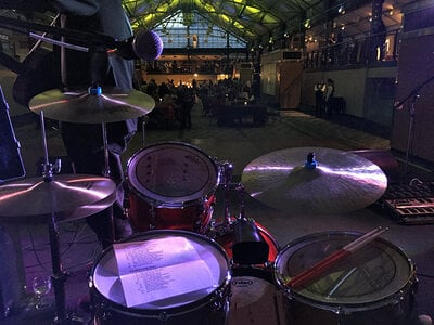 Photo- Crystal Gardens with Seacruze - View from driver\'s seat  -   Dave Pretty  - Photo Credit:  Dave Pretty