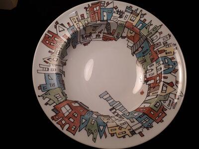 Urban living by  FLO-ELLE WATSON,