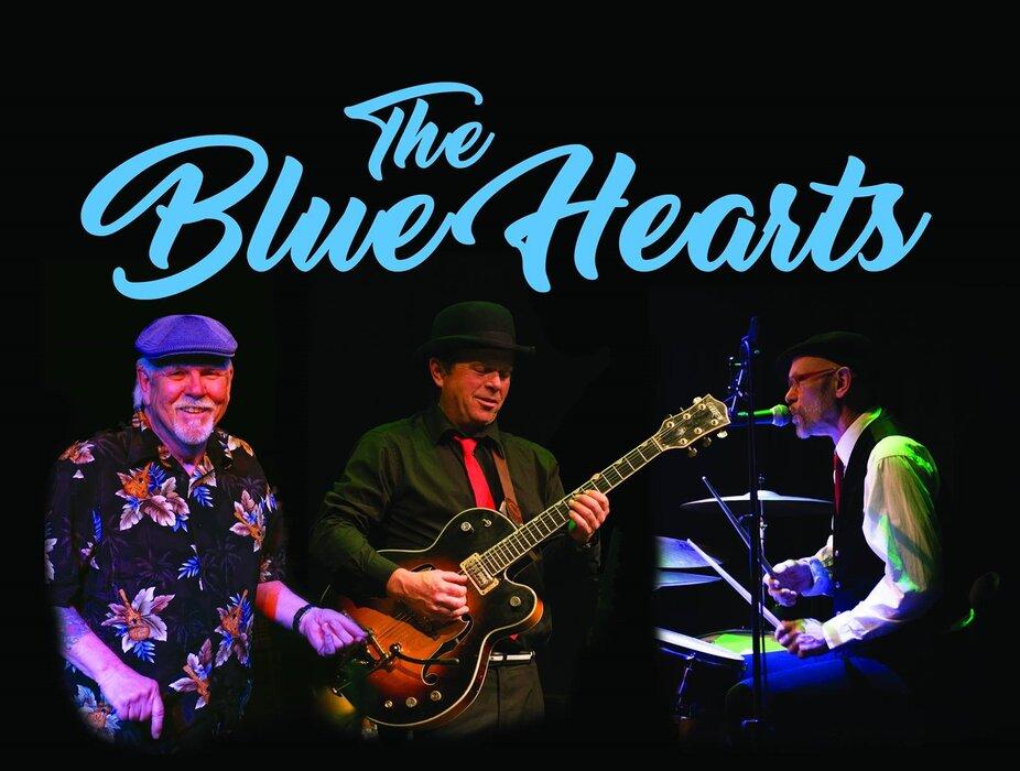 Profile Image: The Blue Hearts