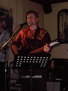 """Profile Image: David Liversedge  """"Stig Jones"""""""