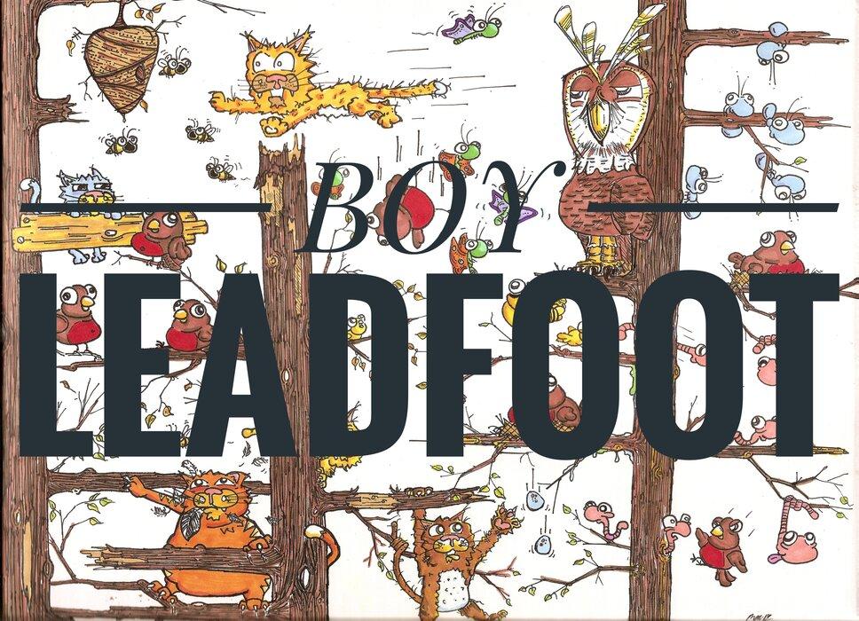 Profile Image: Boy Leadfoot