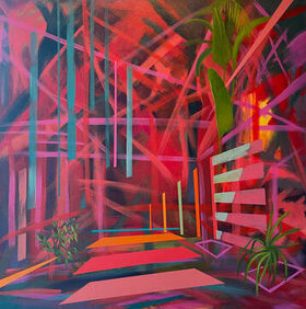 Ira Hoffecker presents Transitions at Fortune Gallery @ Fortune Gallery May 1 2021 - Oct 25th @ Fortune Gallery