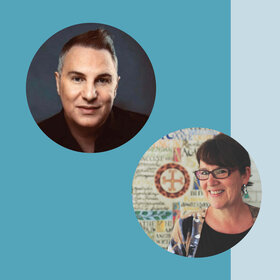 Kitchen Table Talk: The Beauty of Beading: Gregory Scofield, Sherry Farrell-Racette @ Online via Zoom Jun 3 2021 - Oct 25th @ Online via Zoom