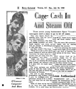 Photo- The Cage Teen Club Copy  -   Cage, The
