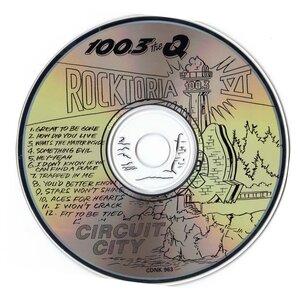 Photo- Rocktoria 6 CD  -   Rocktoria 6 1994