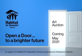 Open a Door to a Brighter Future: Various Local Artists @ Greater Victoria May 28 2021 - Oct 25th @ Greater Victoria