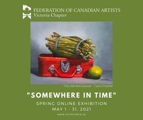 Somewhere in Time @ Online Exhibition May 1 2021 - Oct 25th @ Online Exhibition