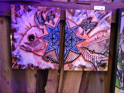 Fish by  Nicole Boyce