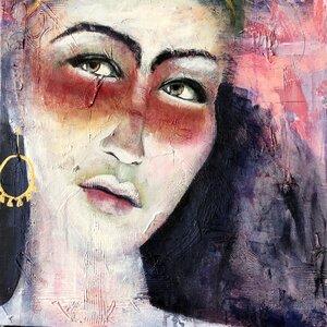 Magenta by  Alannah MacPhail