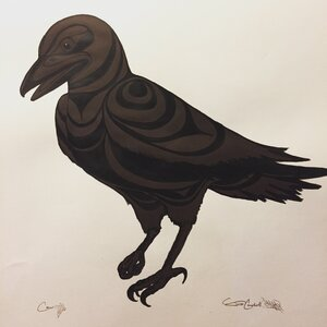 Crow by  Jesse Campbell