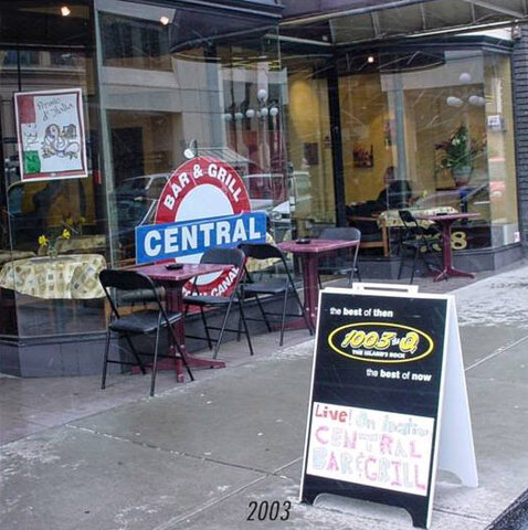 Central Bar & Grill