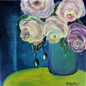 Roses by  Alannah MacPhail