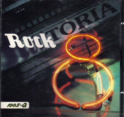 Rocktoria 8 1996
