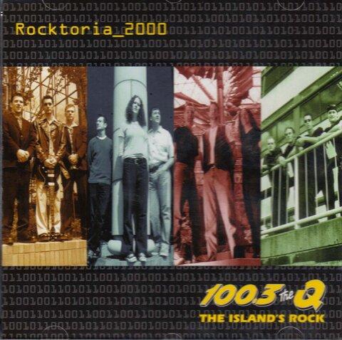 Rocktoria 12 2000