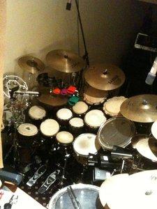 "Profile Image: James Clarke  ""Drum Attack"""