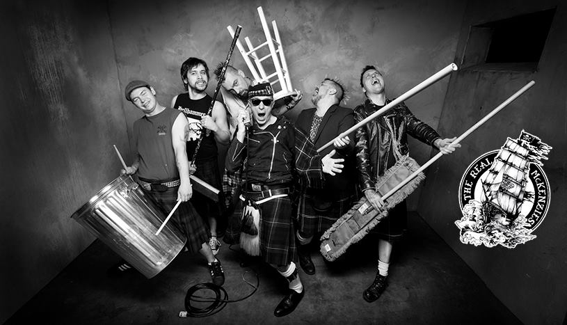 Profile Image: The Real McKenzies
