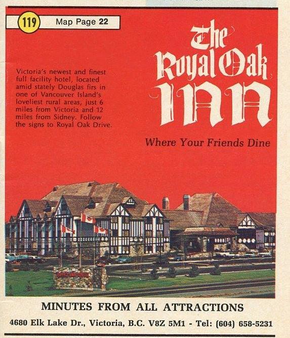Profile Image: Royal Oak Inn