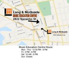 Profile Image: Long & McQuade Music Education Centre