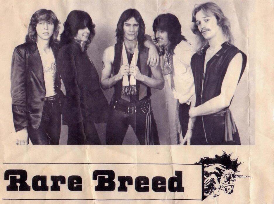 Profile Image: Rare Breed