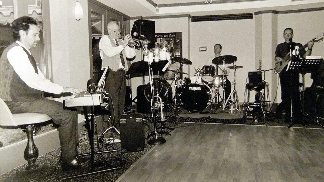 Profile Image: Panorama Jazz Quartet
