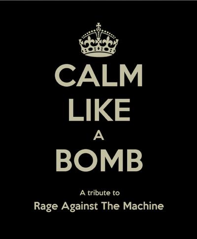 Profile Image: Calm Like A Bomb