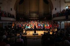Profile Image: The Gettin' Higher Choir
