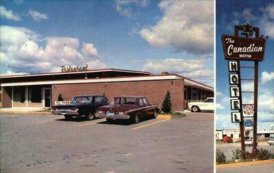 Profile Image: The Canadian Motor Hotel