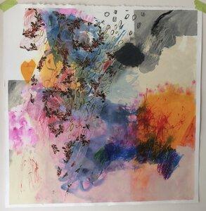 COVID Spring by  Lisa Jackson
