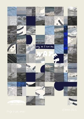 Why Do I Love The Water?: Elena Hoh - Sep 25th @ the fifty fifty arts collective