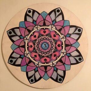 AJNA -Third Eye Chakra by  Daniel Poisson