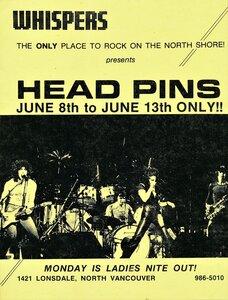 Photo- Credit Rob Frith  -   The Headpins