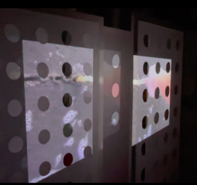IN VISIBLE LINES BY GEM CHANG-KUE: GEM CHANG-KUE @ FLUX MEDIA GALLERY Jun 24 2021 - Oct 17th @ FLUX MEDIA GALLERY