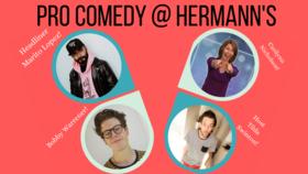 Pro Comedy Night f. Marito Lopez, Carilynn Nicholson, Bobby Warrener & Bryan O