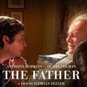 The Father: Anthony Hopkins, Olivia Colman @ Feast Food & Film Jul 4 2021 - Oct 17th @ Feast Food & Film