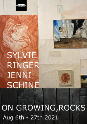 On Growing, Rocks: Sylvie Ringer, Jenni Schine - Sep 25th @ the fifty fifty arts collective