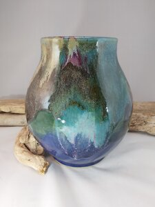 Vase by  Esther Drone
