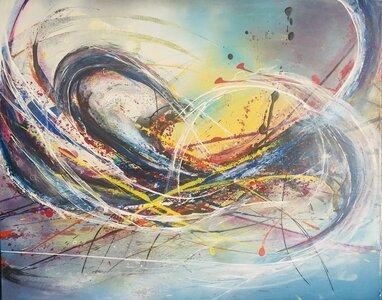 Wave Hello by  Jane M Stewart