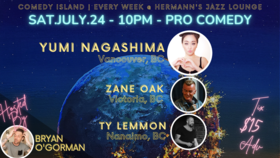 Pro Comedy - Live at Hermann