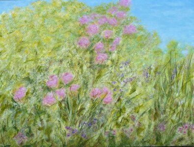 Spring Tranquility by  Katharine Geddes