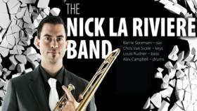 The Nick La Riviere Band @ Hermann